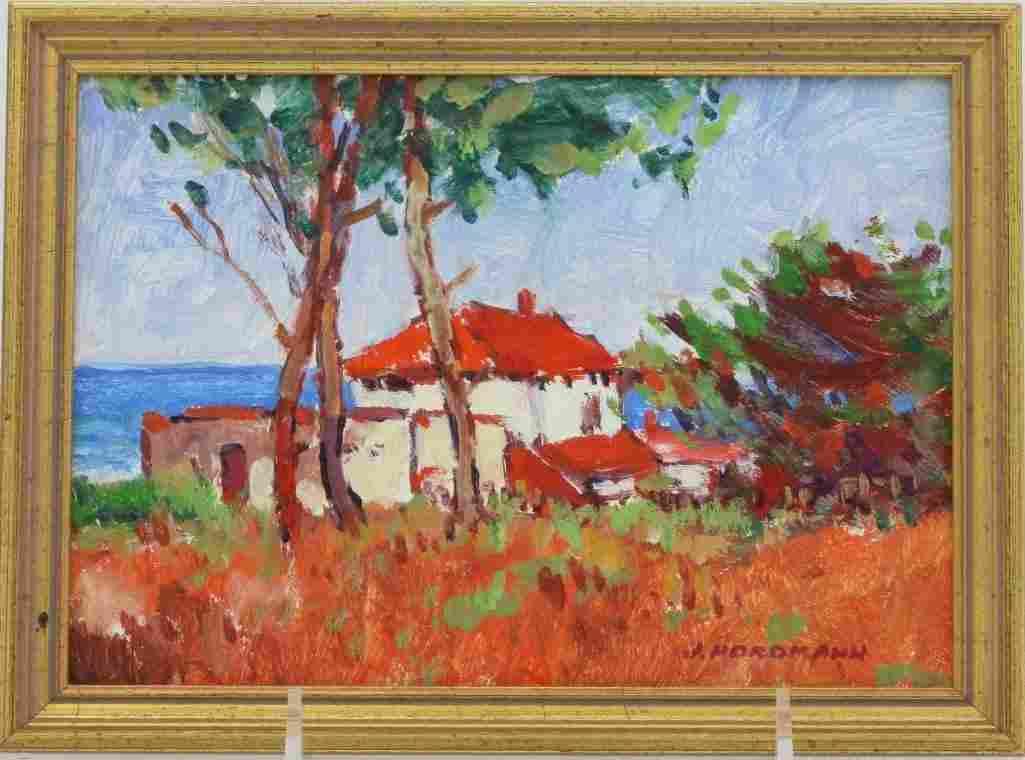 Joseph Nordmann (born 1922) Carmel Art Association