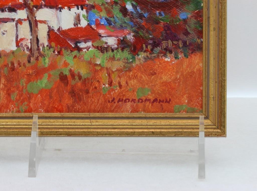 Joseph Nordmann (born 1922) Carmel Art Association - 2