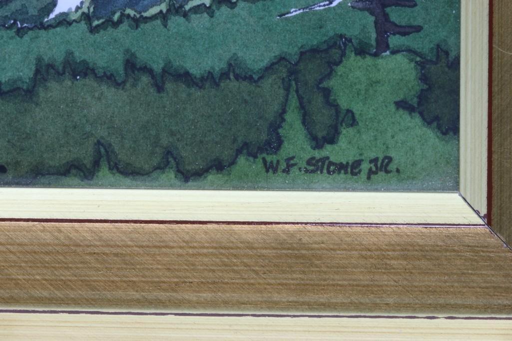 William Stone  (1929 - 2009) - 2