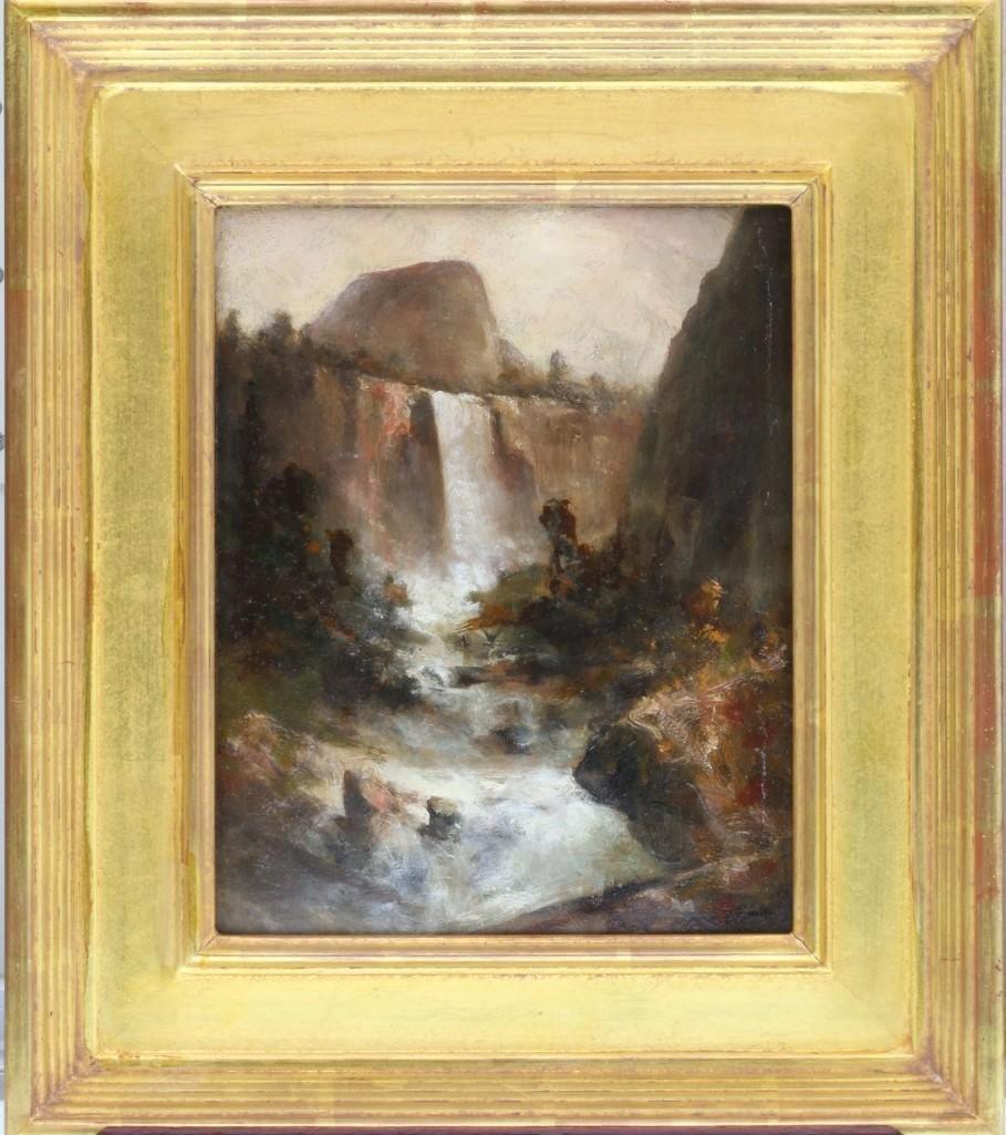 """Edward Hill  (1851 - 1908) """"Yosemite"""""""