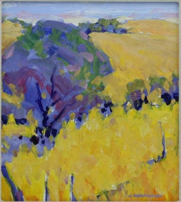 "Joseph Nordmann  (born 1922) ""California gold"" - 2"