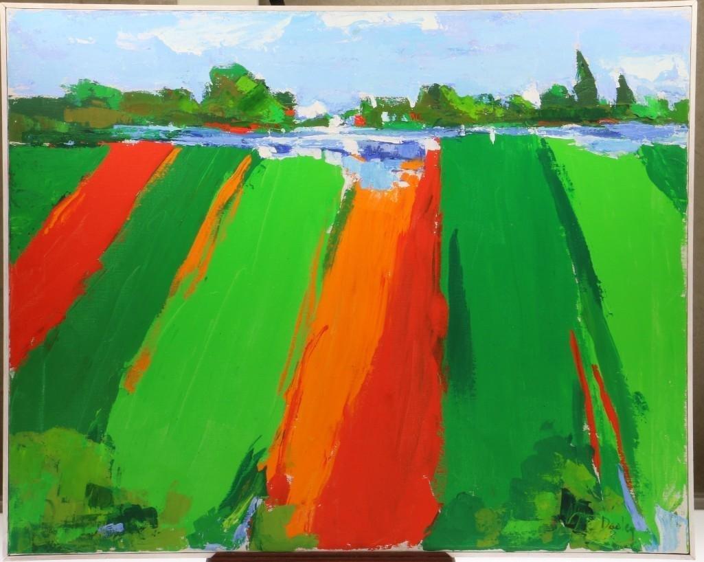 Helen Dooley  (1907 - 1994) Carmel Art Association