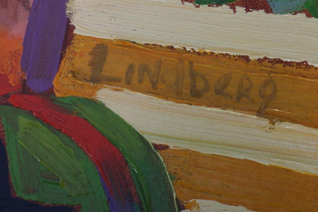 Keith Lindberg  (born 1938) Painting - 2