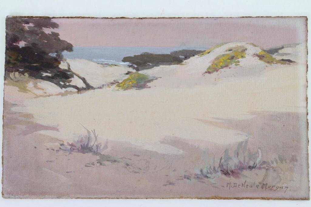 "Mary DeNeale Morgan  (1868 - 1948) ""Sand Dunes"""