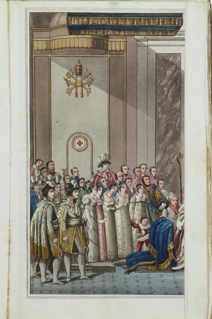 REID. Public & Private Life of Napoleon Bonaparte. 1826