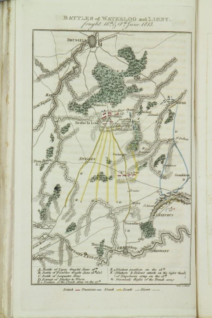 REID. Public & Private Life of Napoleon Bonaparte. 1826 - 2