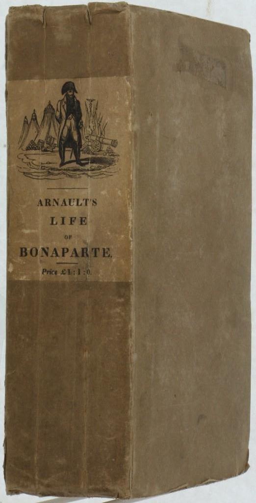REID. Public & Private Life of Napoleon Bonaparte. 1826 - 3