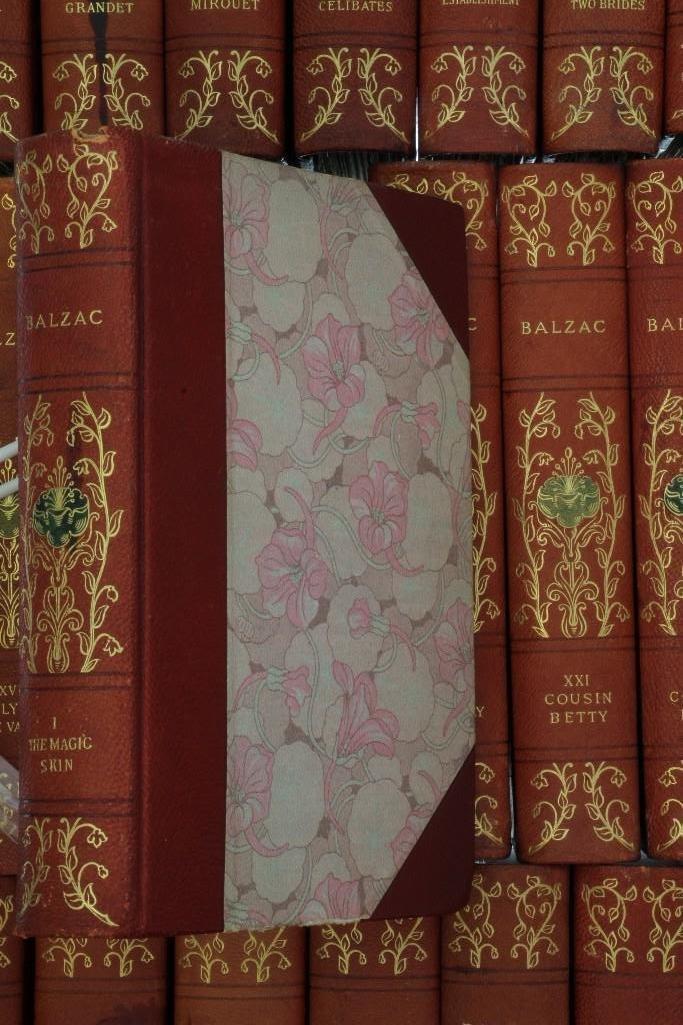 BALZAC. La Comedie Humaine 1901 Limited Oxford Edition - 3