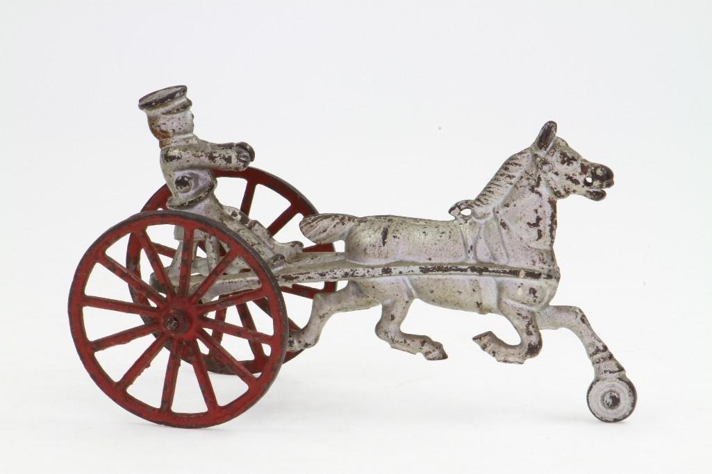 Horse Drawn Fire Pumper Rig - 5