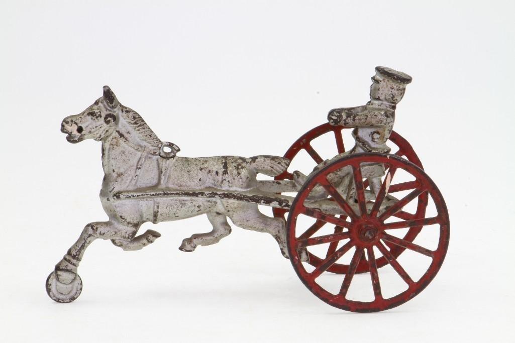 Horse Drawn Fire Pumper Rig - 6