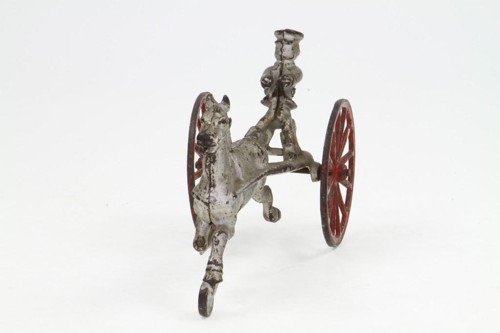 Horse Drawn Fire Pumper Rig - 8