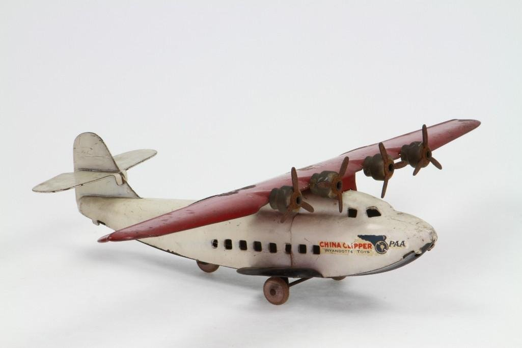 PAA China Clipper Model