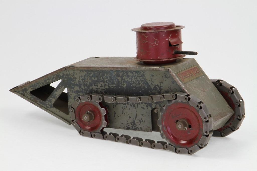 WWI Style Tank