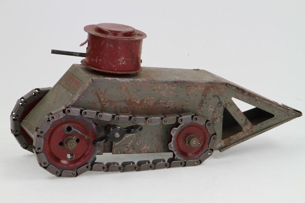 WWI Style Tank - 3