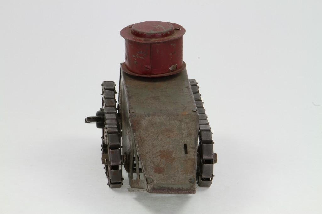WWI Style Tank - 4