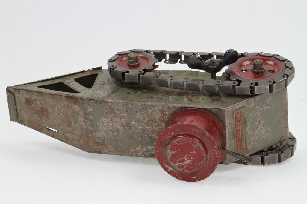 WWI Style Tank - 7
