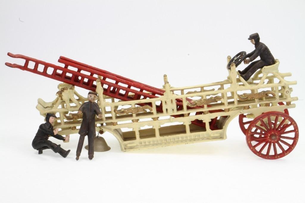 Horse Drawn Ladder Toy - 5