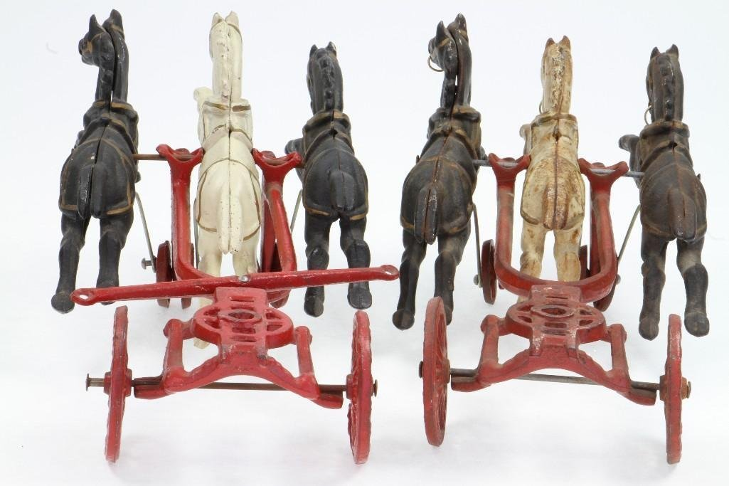 Horse Drawn Ladder Toy - 7