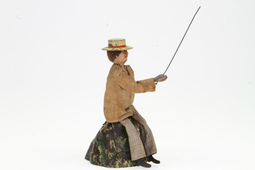 Clothed Fisherman Figure - 3