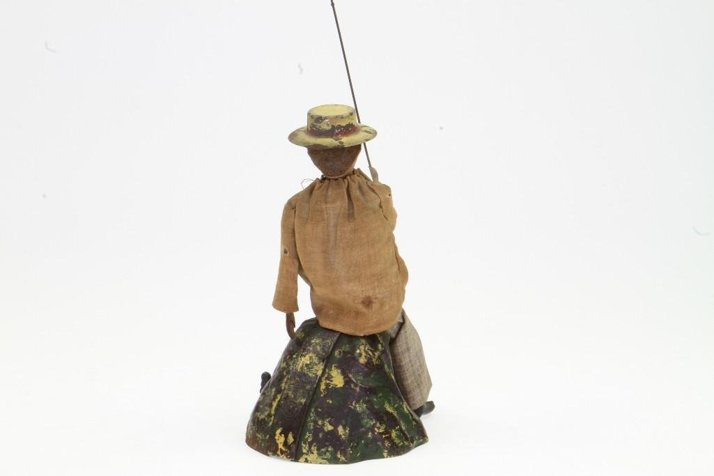Clothed Fisherman Figure - 4
