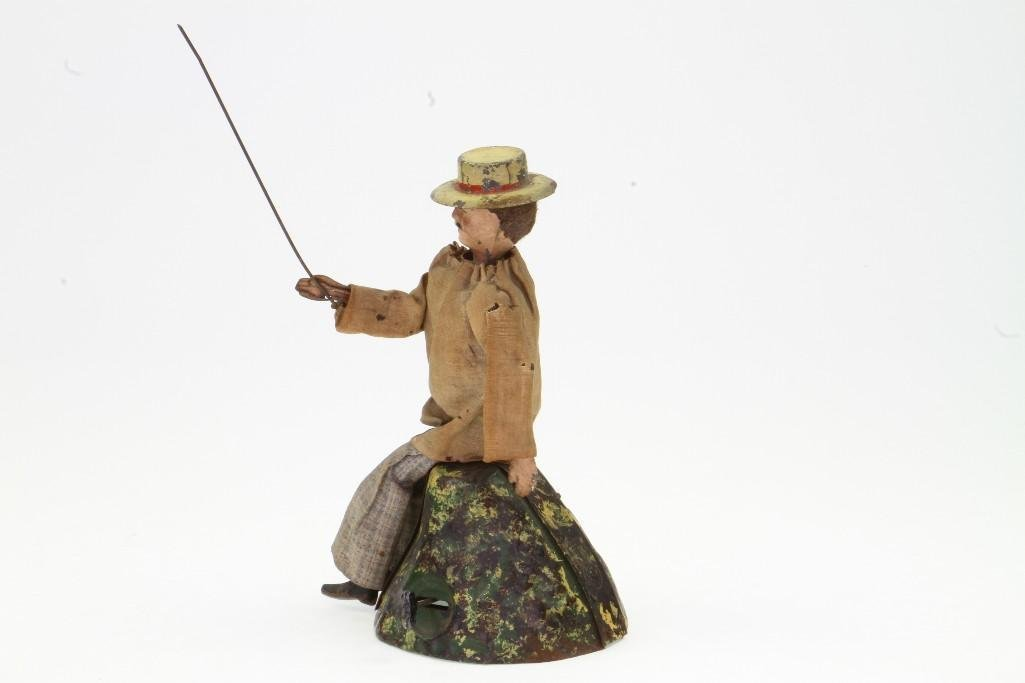 Clothed Fisherman Figure - 5