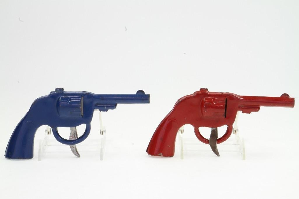 Dick Tracy Siren Pistols - 5