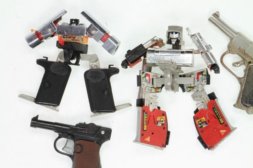 Mixed Lot of Military Gun Models - 3