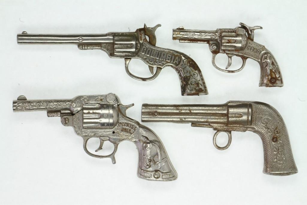 Lot of (4) Six Shooters - 2