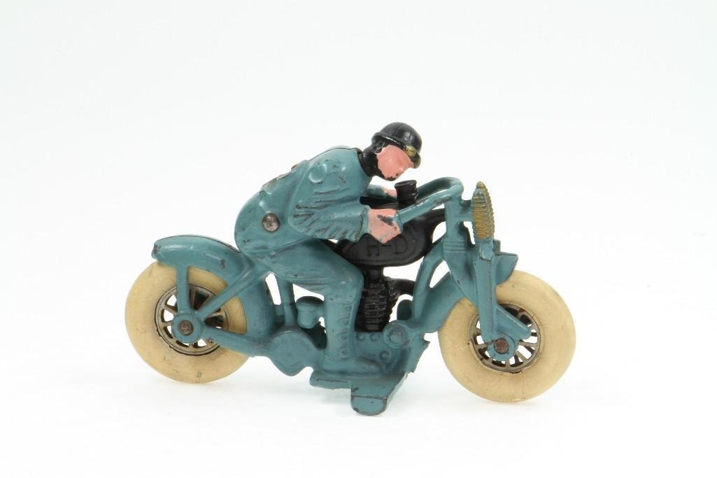 Harley Davidson Motorcycle Racer