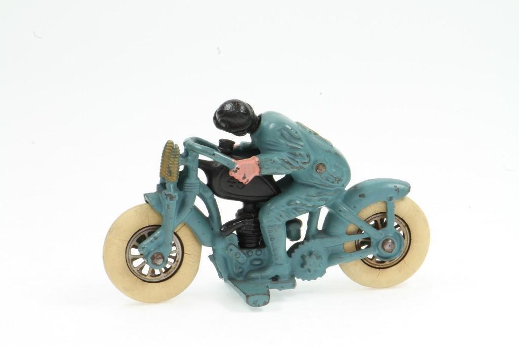Harley Davidson Motorcycle Racer - 2