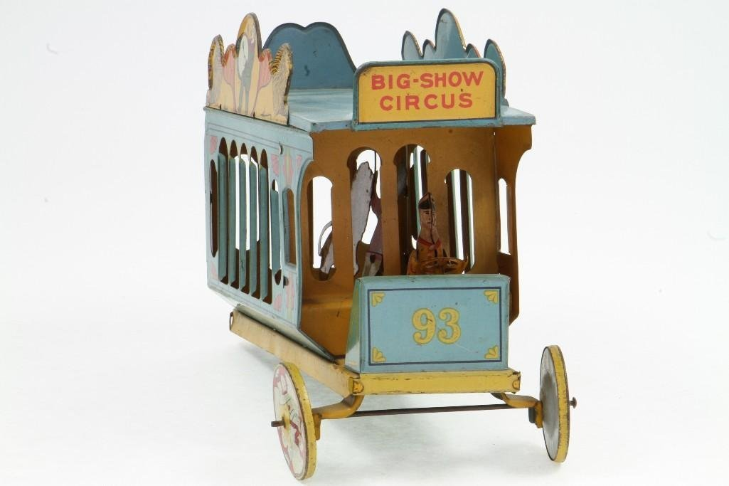 Big Show Circus Wagon - 2