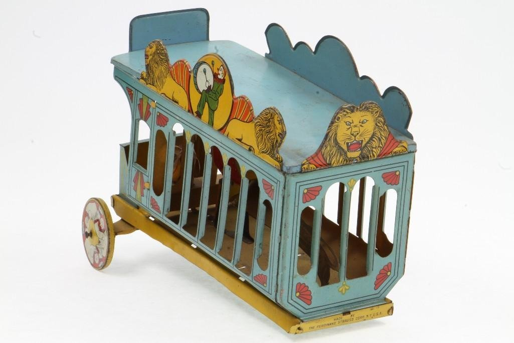 Big Show Circus Wagon - 4