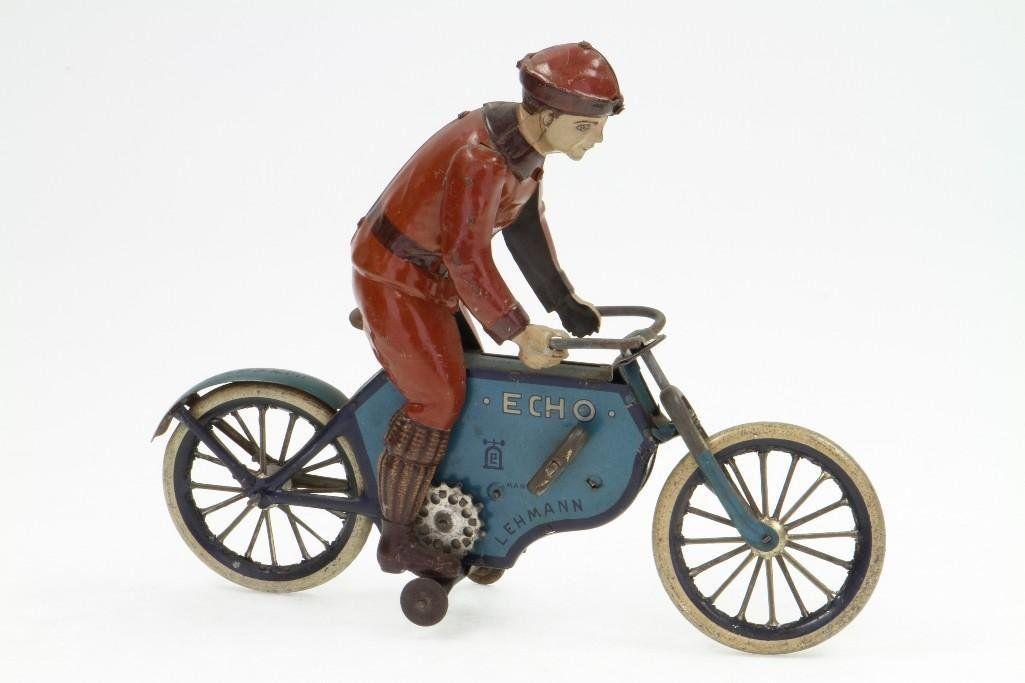 Echo Clockwork Motorcycle