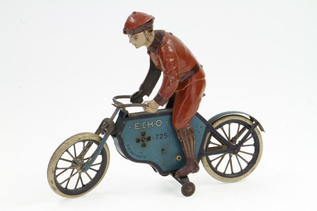 Echo Clockwork Motorcycle - 2
