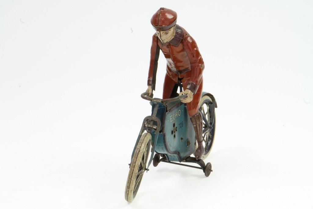 Echo Clockwork Motorcycle - 3