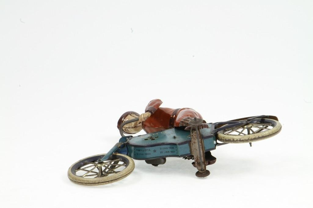 Echo Clockwork Motorcycle - 5