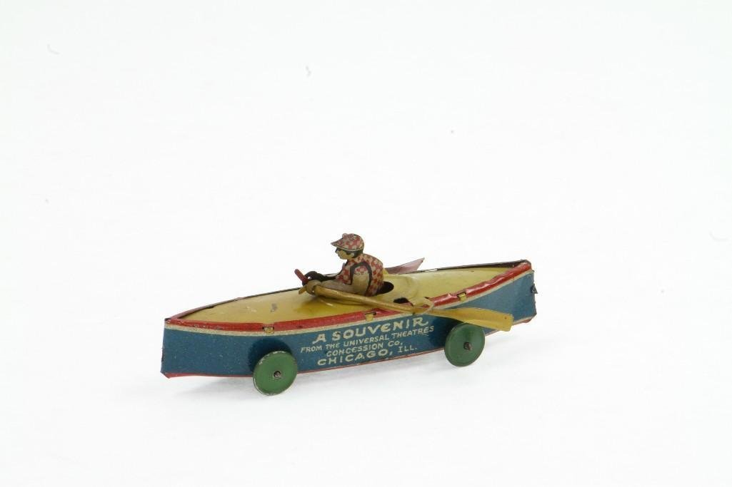 Rowboat Penny Toy - 2