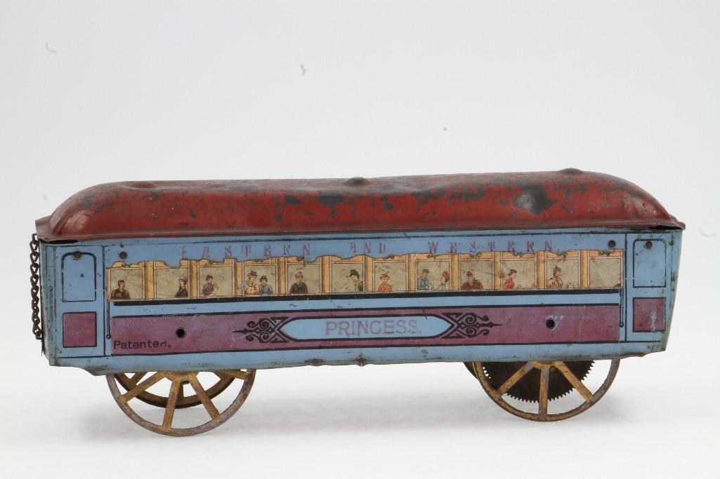 Princess Eastern & Western Coach - 3