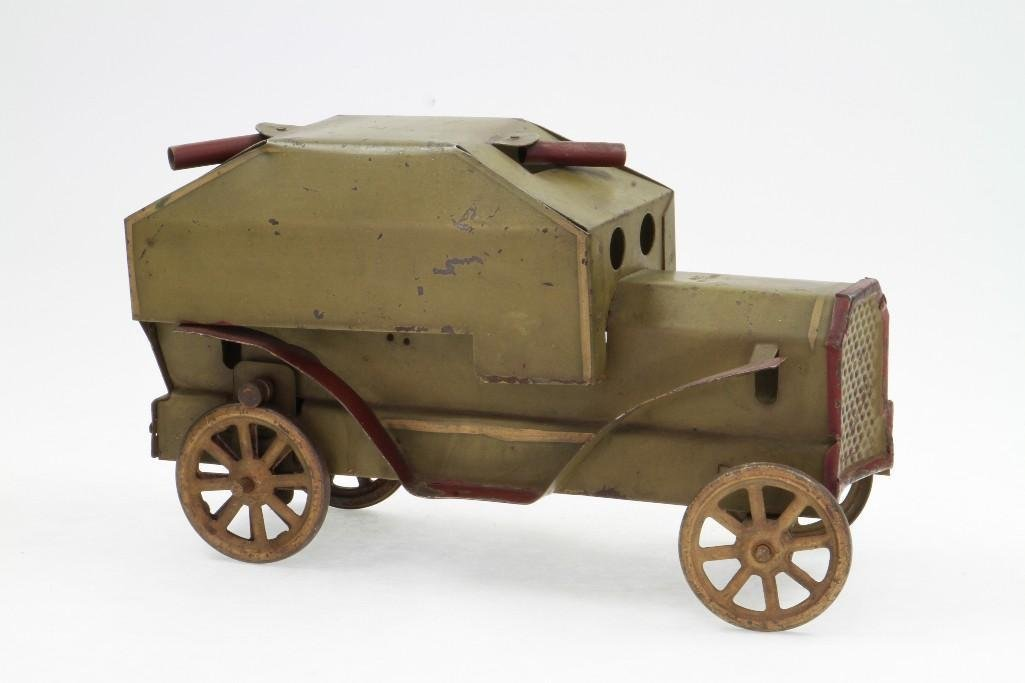 Hillclimber Armored Car