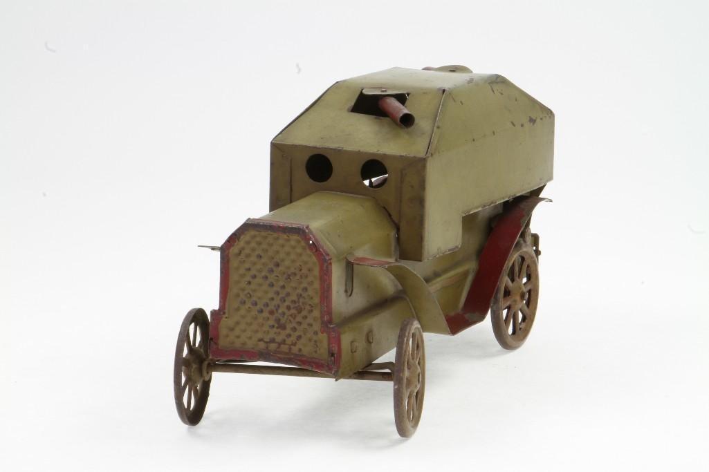 Hillclimber Armored Car - 2