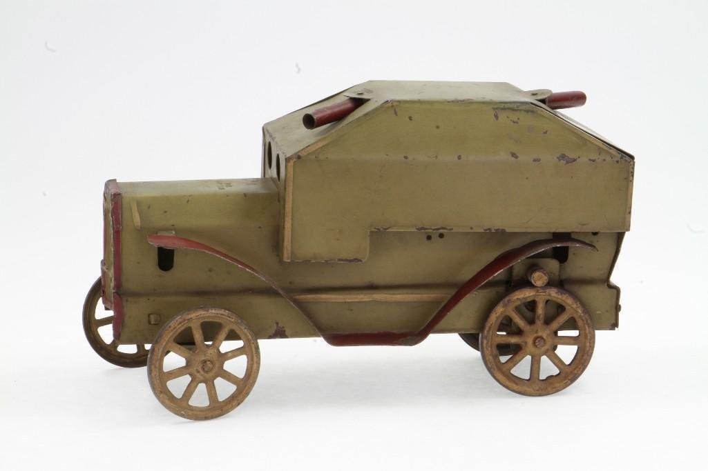 Hillclimber Armored Car - 3
