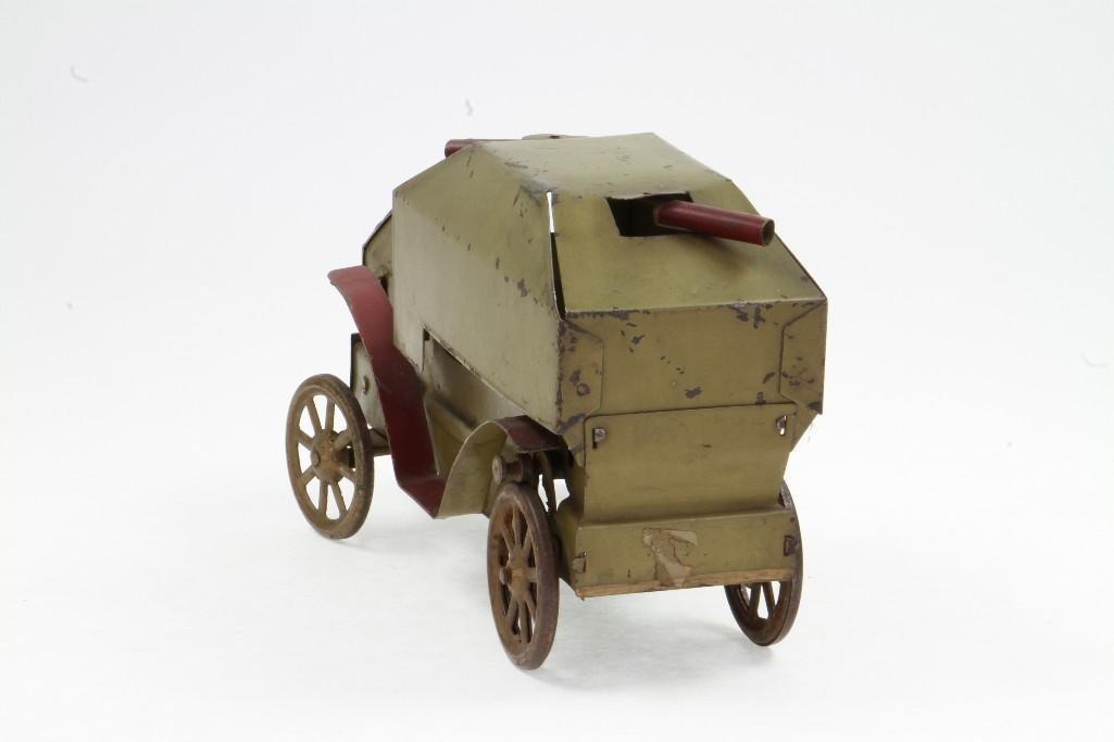 Hillclimber Armored Car - 4