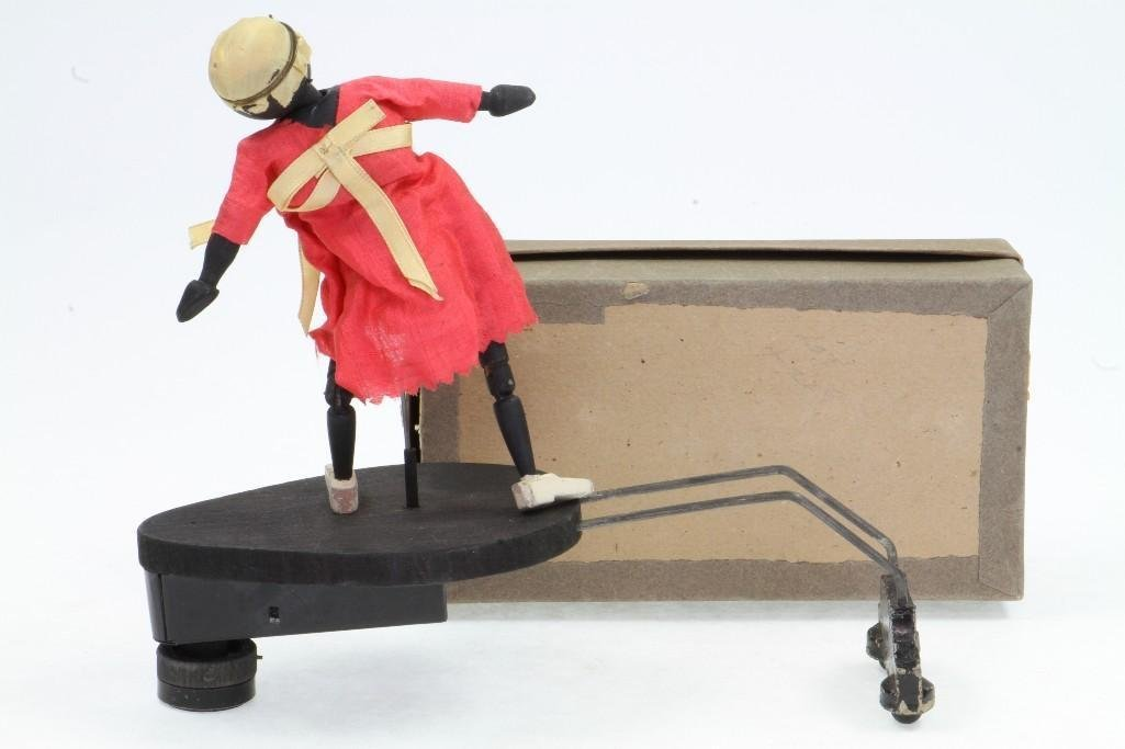 Ragtime Rastus Toy with Labeled Box - 3