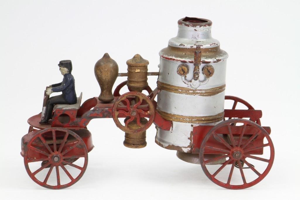 Fire Pumper with Figure
