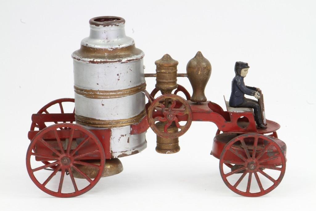 Fire Pumper with Figure - 3