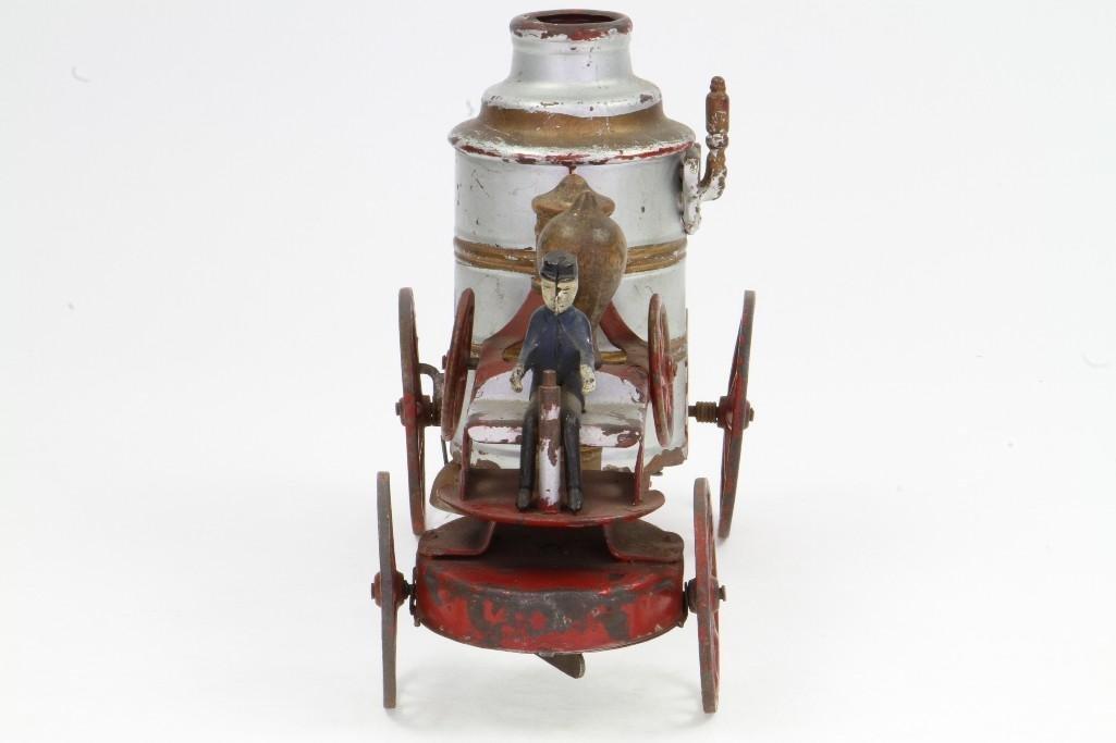 Fire Pumper with Figure - 4