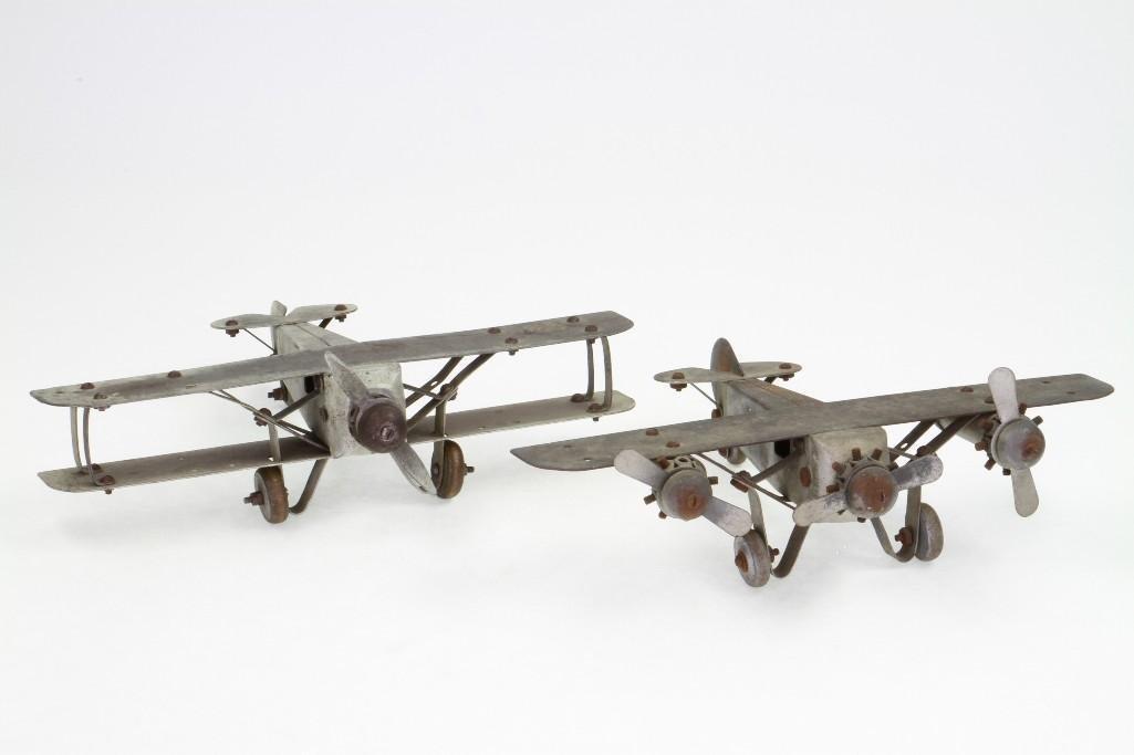 Metalcraft Trimotor and Single Engine Aircraft