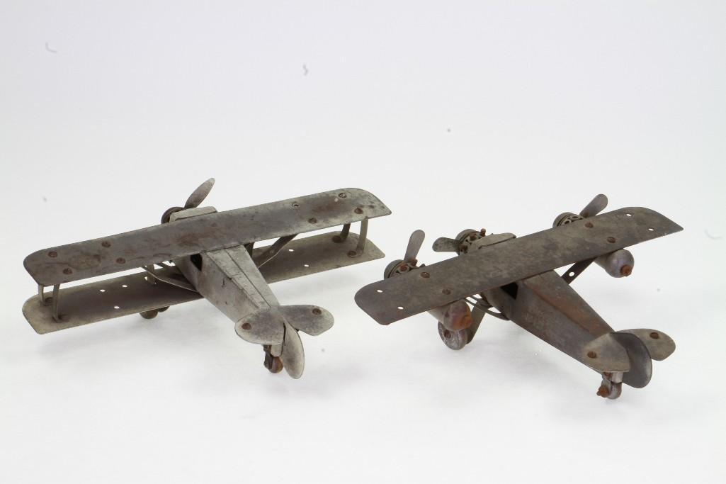 Metalcraft Trimotor and Single Engine Aircraft - 3