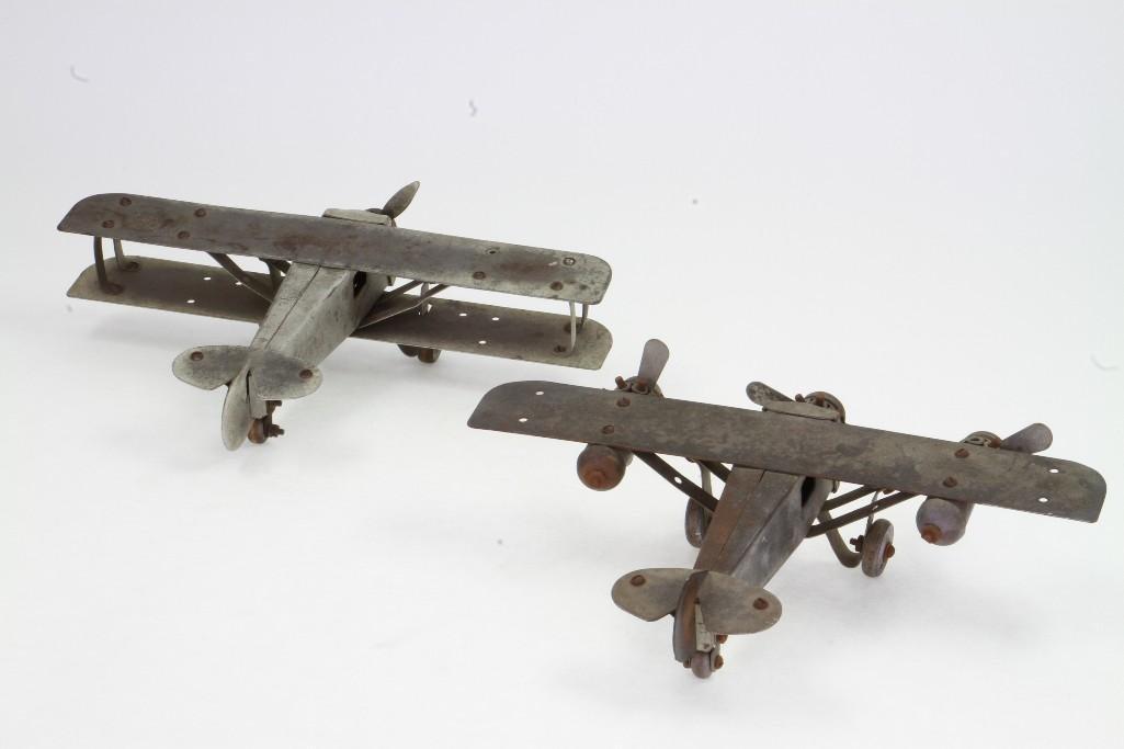 Metalcraft Trimotor and Single Engine Aircraft - 4