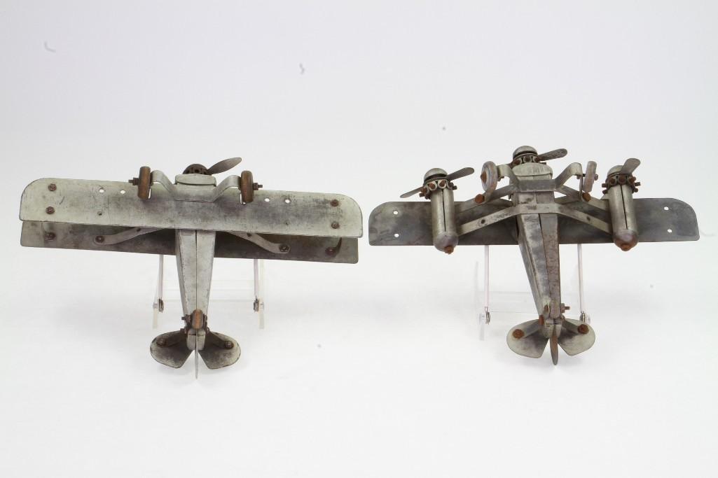 Metalcraft Trimotor and Single Engine Aircraft - 5